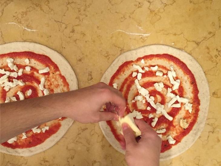 Inventa la tua pizza!